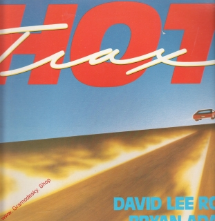 LP Hot Trax, Quality, 1985