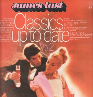 LP James Last, Classics up to date Vol. 2, Polydor, stereo, 249-371 B
