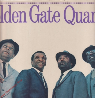 LP Golden Gate Quartet, Amiga, stereo, 8 55 064