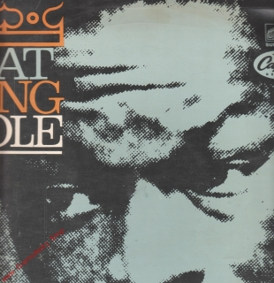 LP Nat King Cole, 1971 Capitol records mono 0 13 1059, II.j.