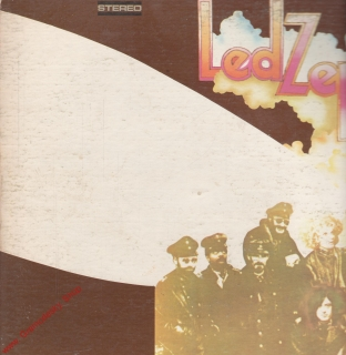 LP Led Zeppelin II. Atlantic, 1967, USA, stereo,  SD 19127
