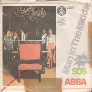 SP ABBA, SOS, Man in The Middle... stereo