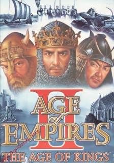 Age of Empires II: the Age of Kings, 1999 anglicky