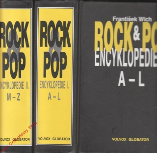 Rock a Pop encyklopedie I, II / František Wich, 1999