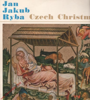 LP Czech Christmas Mass / Jakub Jan Ryba, 1966