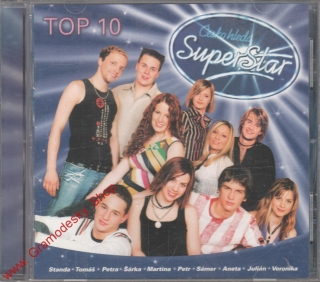 CD TOP 10 SuperStar, 2004