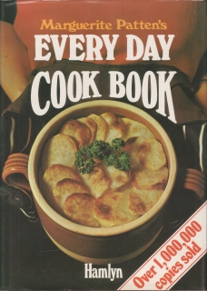 Every Day Cook Book / Marguerite Patten's, 1986 anglicky