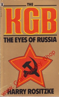 KGB the Eyes of Russia / Harry Rositzke, 1983 anglicky