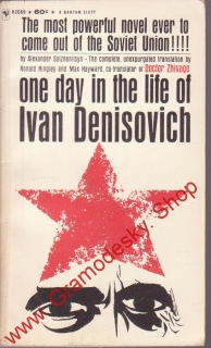 One Day in the Life of / Ivan Denisivich, 1963 anglicky