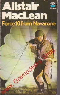 Force 10 from Navarone / Alistair MacLean, 1974 anglicky