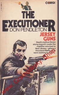 The Executioner Jersey Guns / Don Pendleton, 1975, anglicky