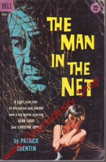 The Man in the Net / Patrick Quentin, 1959 anglicky
