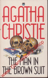 The Man in the Brown Suit / Agatha Christie, anglicky