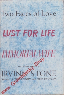 Lust For Life, Immortal Wife / Irving Stone, anglicky