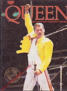 Queen, Freddie Mercury / obrazový dokument, 1991