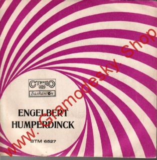 SP Engelbert Humperdinck, Something, Everybody's Talking, BTM 6527
