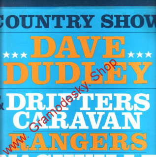 LP Country Show, Dave Dudley, Rangers, Taxmeni, Live, 1992