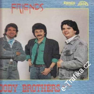 LP Friends - The Moody Brothers with, Jiří Brabec