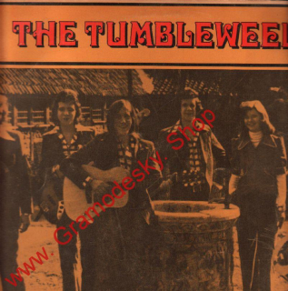LP The Tumbleweeds, cou nbtry and western music, STM EDE 01073