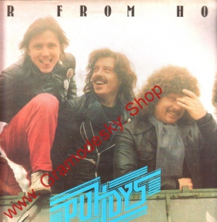LP Phudys Far From Home, 1980, 8 55 826 stereo