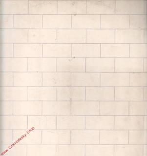 LP 2album, The Wall, Pink Floyd, 1979, EMI