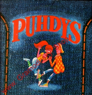 LP Puhdys, Rock'n'Roll Music, 1979, 8 55 513 stereo