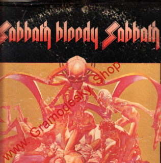LP Black Sabath, Sabath bloody Sabath, 1974, BS 2695