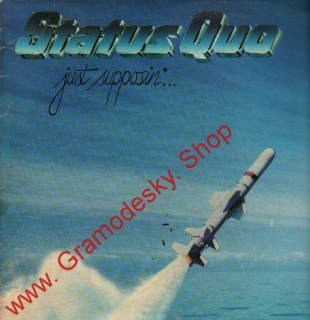 LP Status Quo, Just Supposin, 1980, 6302 057
