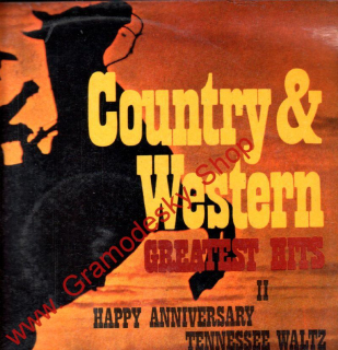 LP Countra a Western, Greatest Hits II., ST EDE 01838