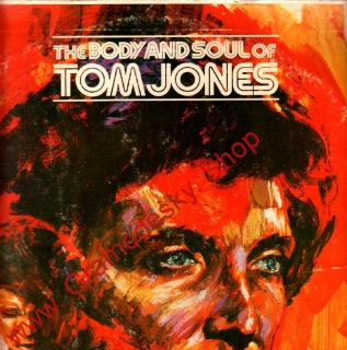 LP Jones, The Body and Soul of, 1973, India