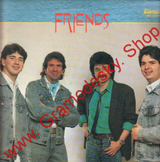 LP Friends, The Moody Brothers with Jiří Brabec and Country Beat, 1989