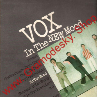 LP Vox In The New Mood, Karel Vágner Group, 1984