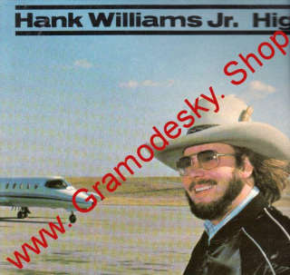LP Hank Williams Jr. High Notes, 1983