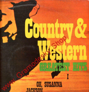 LP Countra a Western, Greatest Hits I., ST EDE 01784