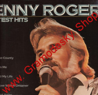 LP Kenny Rogers, greattest hits, 1982